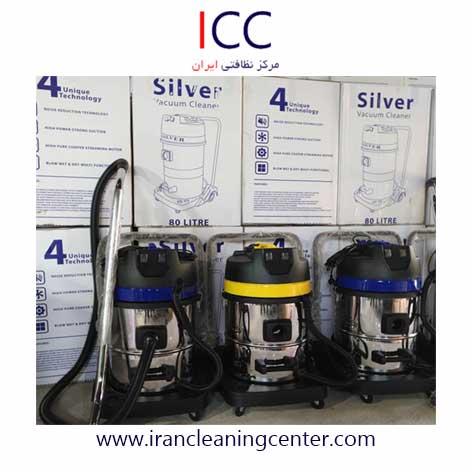 نمایندگی فروش جاروبرقی صنعتی silver