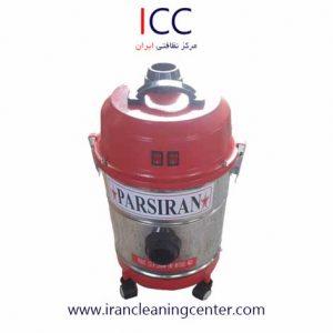 جاروبرقی نیمه صنعتی دو موتوره آب و خاک پارس ایران