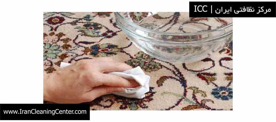 شست و شوی فرش باتمیز کننده های خانگی