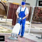 فرش شوی برقی