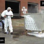 کارواش آب گرم